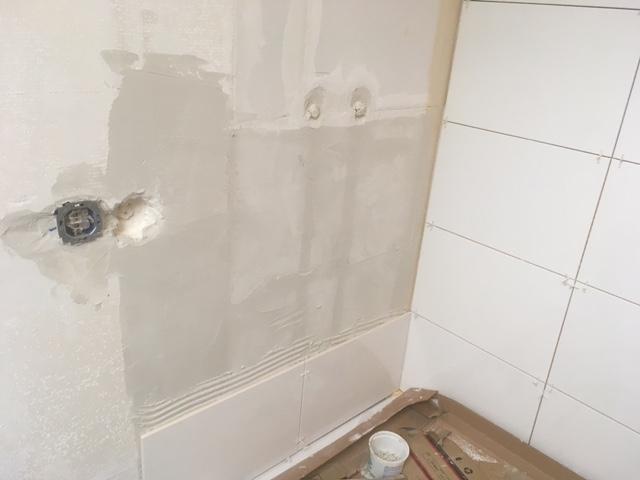 Extra douche op zolder