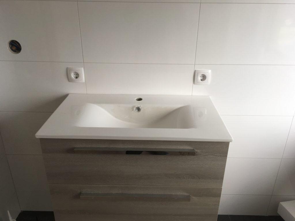 Badkamer in Heemskerk - Velserklus