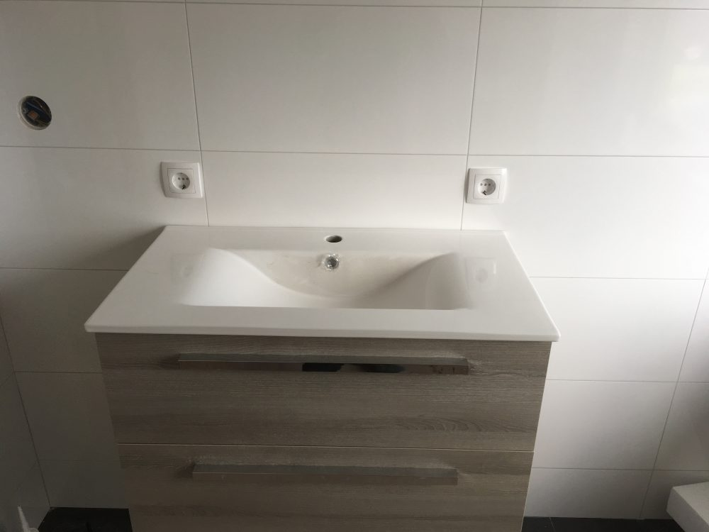 Design Keukens Heemskerk : Badkamer in heemskerk velserklus