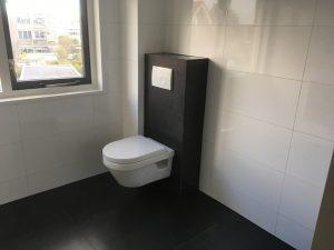 Badkamer in Heemskerk