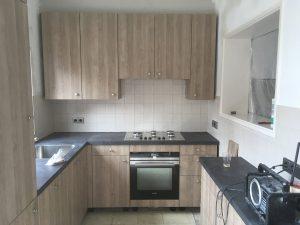 Nieuwe keuken in Haarlem